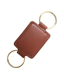 Royce Executive Key Fob Organizer in Genuine Leather