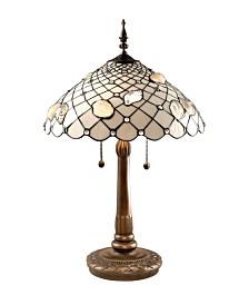 Dale Tiffany Seashell Table Lamp
