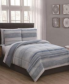 Laken 7-Pc Queen Bed in a Bag