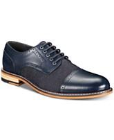 8c2d3a203db QUICKVIEW. Bar III Men s Parker Cap-Toe Derby Shoes ...