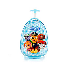 Nickelodeon Egg Shape Paw Patrol Luggage Collection