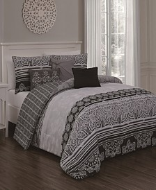 Ellisa 7-Pc. Comforter Sets