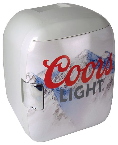 Coca-Cola Coors Light Cube Electric Cooler