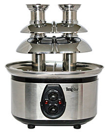 Total Chef 3 Tier Double Chocolate Fountain