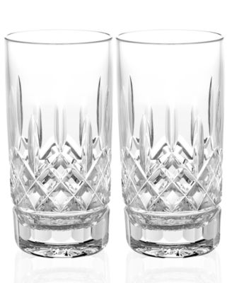 Barware Lismore Tumblers, Set of 2