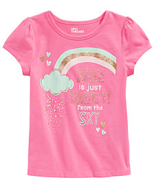 Epic Threads Little Girls Rainbow-Print T-Shirt, Created for Macy's