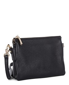 Céline Dion Collection Leather Adagio Crossbody