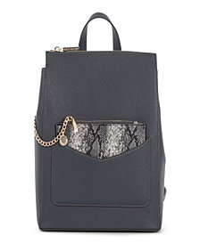Céline Dion Collection Leather-Like Grazioso Backpack
