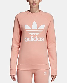 adidas Originals Adicolor Cotton Trefoil Sweatshirt
