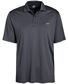 Men's Regular-Fit Performance Stretch Feeder Stripe Polo