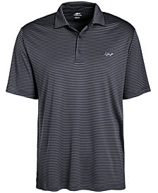 Attack Life by Greg Norman Men's Regular-Fit Performance Stretch Feeder Stripe Polo