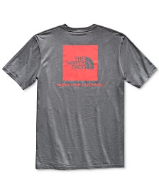 The North Face Men's Red Box Logo Graphic T-Shirt