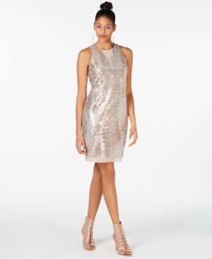 Laundry By Shelli Segal Dresses LAUNDRY BY SHELLI SEGAL SEQUINED COCKTAIL DRESS