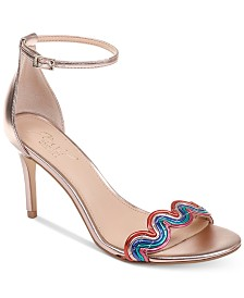 Jewel Badgley Mischka Doria Evening Sandals