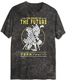 Japanese Jetsons Men's Graphic T-Shirt