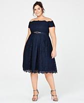 11bf4874a77 Plus Size Lace Dresses  Shop For Plus Size Lace Dresses - Macy s