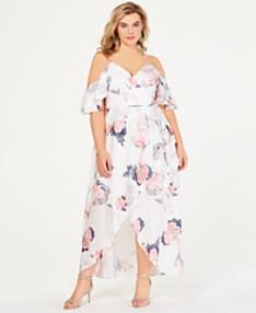 Plus Size White Dress: Shop Plus Size White Dress - Macy\'s