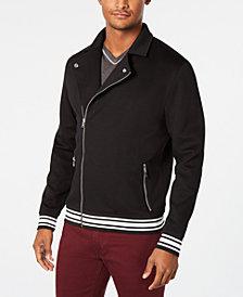 I.N.C. Men's Italy Biker Jacket, Created for Macy's
