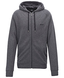 BOSS Men's Full-Zip Hoodie