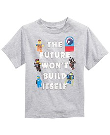 LEGO® Toddler Boys Lego Movie 2 Graphic Cotton T-Shirt