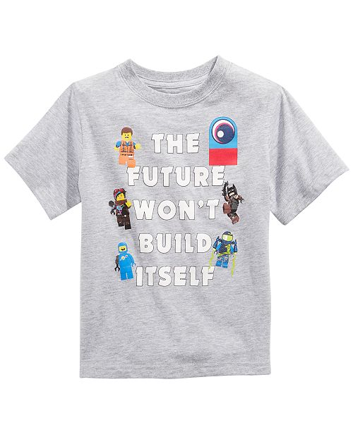 DC Comics LEGO® Toddler Boys Lego Movie 2 Graphic Cotton T-Shirt