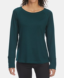 EMS® Women's Cochituate Crew-Neck Long-Sleeve Top
