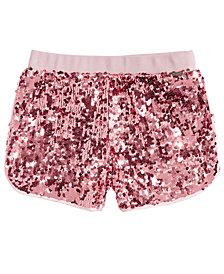 GUESS Big Girls Sequin Shorts