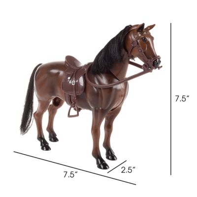 Toy Horse Set By Hey Play
