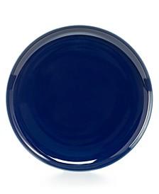 Modern Dinnerware Porcelain Navy Dinner Plate, Created for Macy's