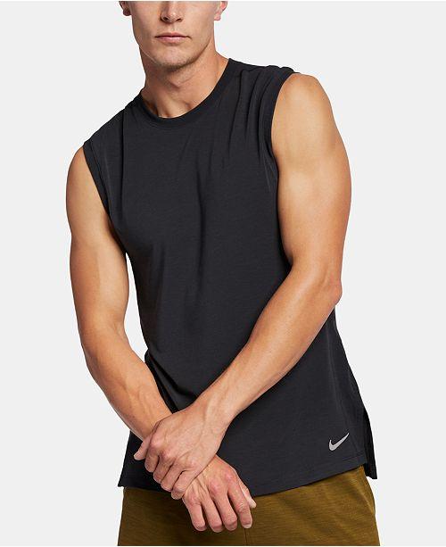 Nike Men S Transcend Yoga Training Collection Reviews Men S Brands Men Macy S