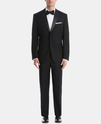 Men's Classic-Fit Tuxedo Pants