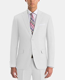 Lauren Ralph Lauren Men's UltraFlex Classic-Fit White Linen Sport Coat