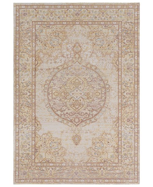 Surya Antioch AIC-2323 Bright Yellow 9' x 13' Area Rug