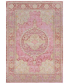 """Surya Antioch AIC-2325 Bright Pink 3'11"""" x 5'11"""" Area Rug"""