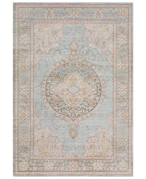 Surya Antioch AIC-2326 Sea Foam 9' x 13' Area Rug