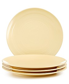 Color Striping Dinner Plates, Set of 4, Created for Macy's