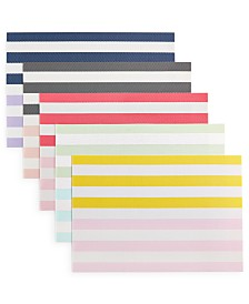 kate spade new york Springtime PVC Placemat Collection