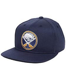 Boys' Buffalo Sabres Constant Snapback Cap