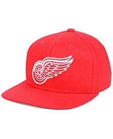 Boys' Detroit Red Wings Constant Snapback Cap