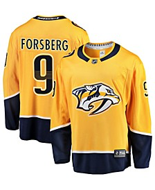 Men's Filip Forsberg Nashville Predators Breakaway Player Jersey