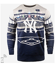 Forever Collectibles Men's Los Angeles Dodgers Bluetooth Ugly Sweater