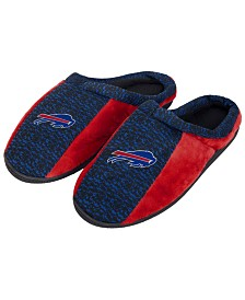 Forever Collectibles Buffalo Bills Knit Cup Sole Slippers