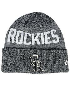 New Era Colorado Rockies Crisp Color Cuff Knit Hat