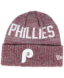 New Era Philadelphia Phillies Crisp Color Cuff Knit Hat