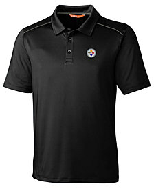 Cutter & Buck Men's Pittsburgh Steelers Chance Polo