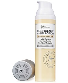 Confidence In A Gel Lotion Lightweight Moisturizer