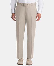 Lauren Ralph Lauren Men's UltraFlex Classic-Fit Tan Linen Pants