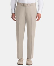 Lauren Ralph Lauren Men's UltraFlex Classic-Fit Tan Linen Pants