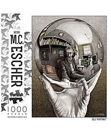 M.C. Escher - Self Portrait- 1000 Pieces Puzzle