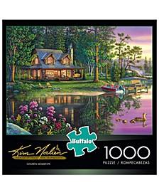 Kim Norlien - Golden Moments- 1000 Pieces Puzzle